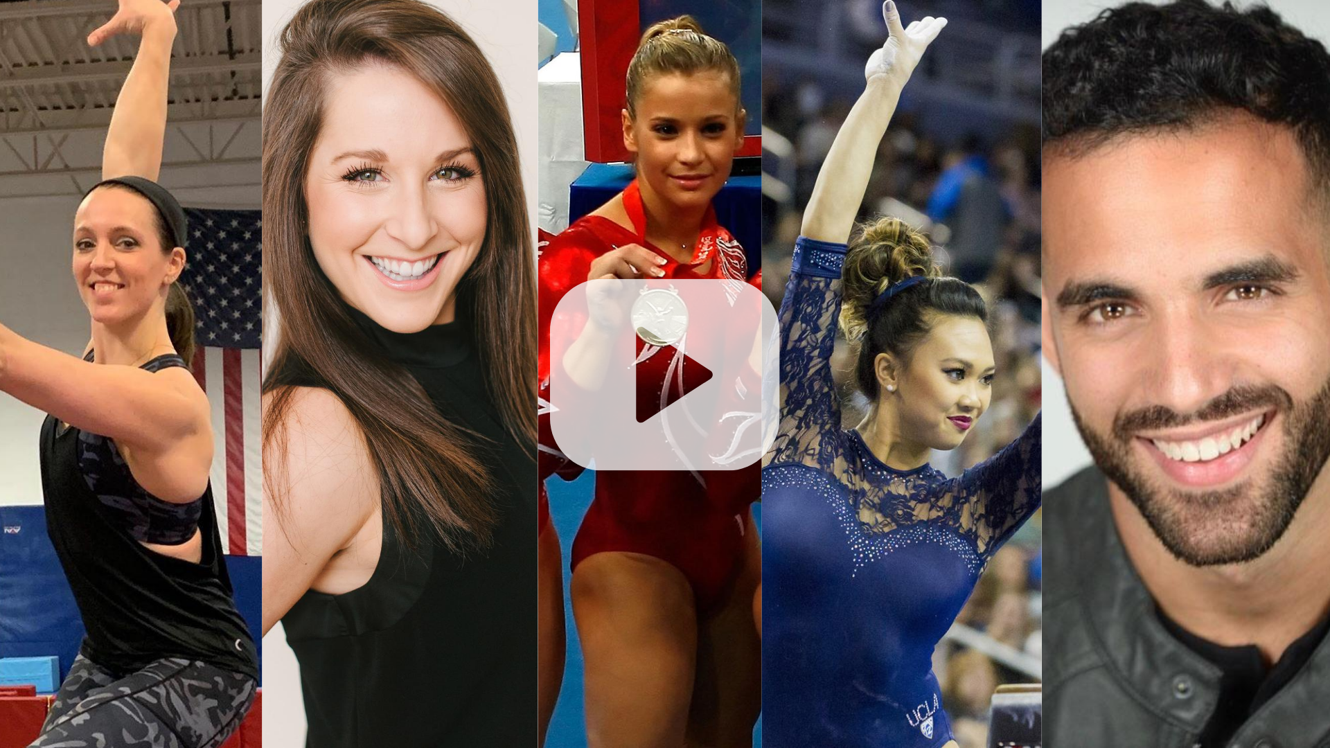 What It Means To Olympians To Train Like A Gymnast